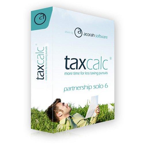 TaxCalc 2008 Partnership
