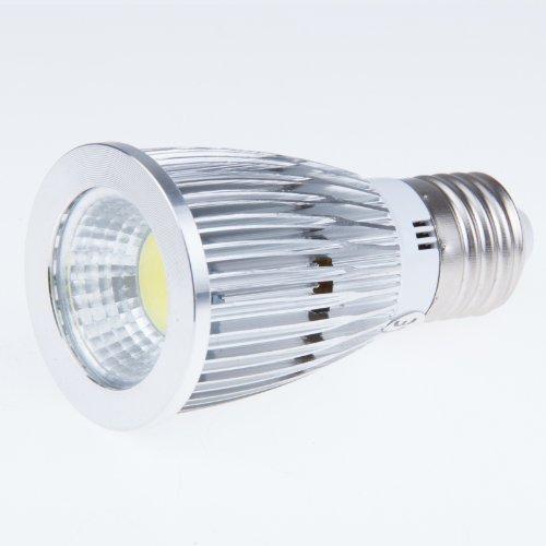 Bloomwin- Energy-Saving 7W Led Bulb Spotlight Flood Light E27 Base Warm White 2900K