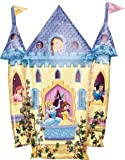 Disney Princess Party Castle Mylar Balloon Super Shape