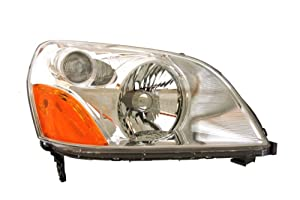 Genuine Honda Parts 33101-S9V-A01 Passenger Side Headlight Lens/Housing
