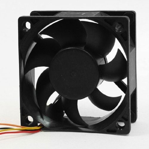 DC 12V 0.3A 60mm 4 Pin Connecter PC Computer Case Fan CHD6012ES-AH