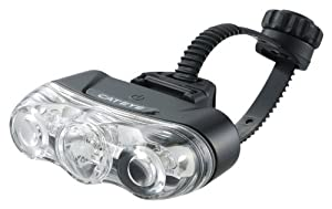 Cateye Rapid 3 Bicycle Front Safety Light Tl-ld630-f