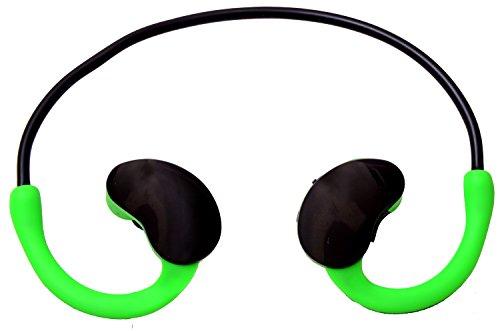 Diwali Sale-Hangout SPORT Stereo Bluetooth Headphone HOE-603(Black & Green)