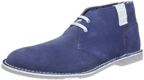 Bikkembergs 660195, Stivaletti uomo, Blu (Blau (blau 5)), 43