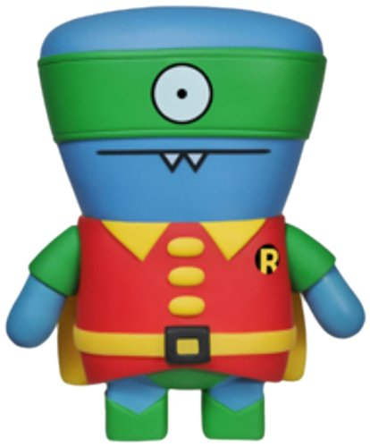 Funko Uglydoll DC Comics Wedgehead as Robin Vinyl Figure - 1