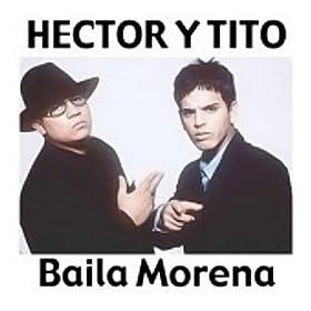 baila morena cancion de tito: