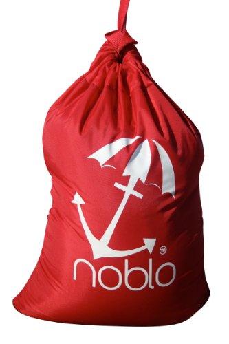 6351dd147515 Noblo Umbrella Buddy--Simple Beach Shade Umbrella Anchor (red)