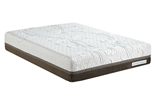 Luxury Home Icomfort Direction Cushion Firm Acumen Memory Foam Mattress By Serta, Twin X-Large front-1025083