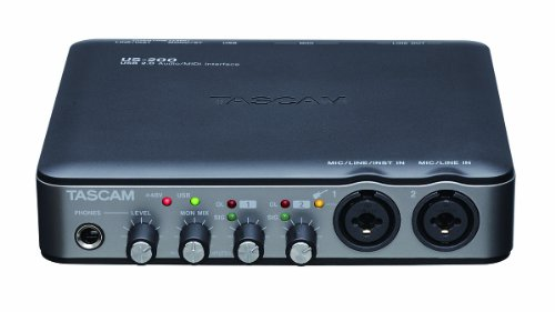 Tascam US-200 PC Audio Interface