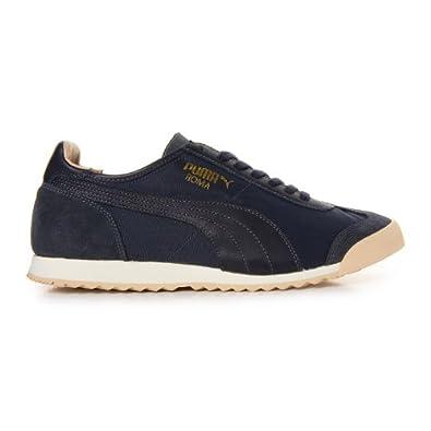 Amazon.com: Puma Roma Luxe Nylon, Ombre Blue Uk Size: 11: Fashion