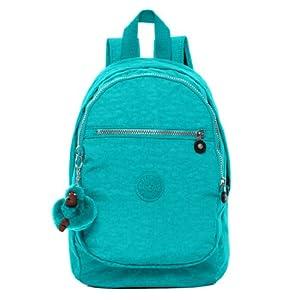 Kipling Challenger Medium Backpack (One Size, Breezy Turquoise)