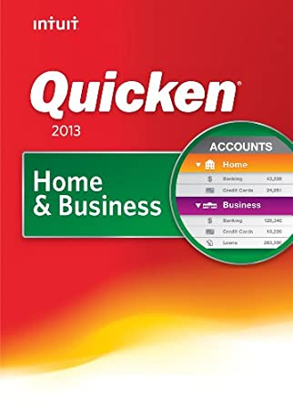 Quicken Home & Business 2013 [Download]
