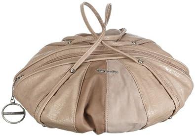 Tamaris Balloony Bag Cheyenne A610-04-62-260-324 Damen , Beige  (pepper), 25x20x10 cm (B x H x T)