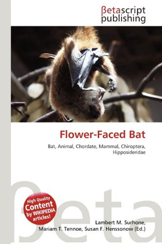 Flower-Faced Bat