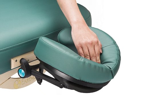 Earthlite Flex-Rest Face Massage Table Cradle (Hunter)