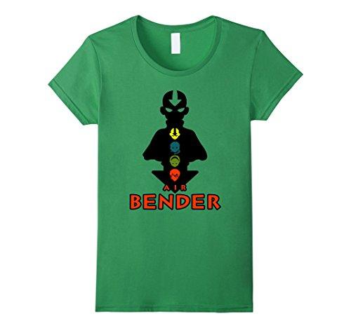 [Women's Avatar The Last Airbender T shirts 3 Small Grass] (Avatar The Last Air Bender Costumes)