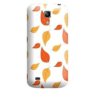 Garmor Autumn Design plastic back cover for Samsung I9190 Galaxy S4 mini -Autumn 4