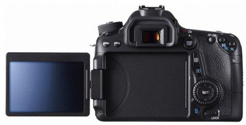 Canon EOS70Dライブビュー