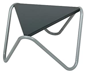 Lafuma beistelltable vogue gray color black - Lafuma camping table ...