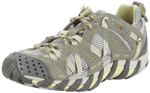 Merrell Women's Waterpro Maipo Sport Shoes - Outdoors J89562 Moss/Chardonnay 7.5 UK