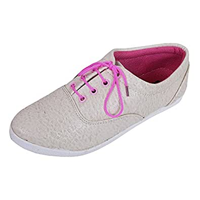 Footshez New Arrival Best Hot Selling women's cream pink casual shoes Low Price Sale