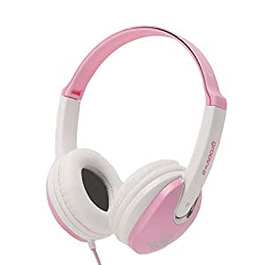 Groov-e GV590PW Casque DJ Style pour enfant Rose (Import Royaume Uni)