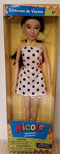Kenya Dolls 11.5 Inch Everyday Fashion Doll - Nicole Diversion de Verone - 1