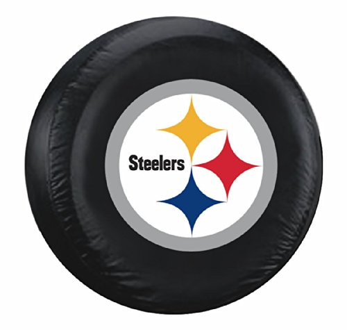 Pittsburgh Steelers NFL Tire Cover (Steeler Tire Covers compare prices)