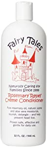 Fairy Tales Rosemary Repel Crème Conditioner, 32 oz