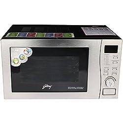 Godrej GMX20CA6PLZ 20-Litre Convection Microwave Oven
