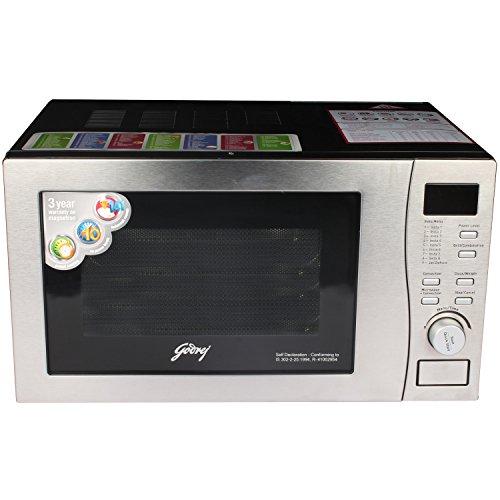 Godrej GMX 20CA6PLZ 20L Convection Microwave Oven
