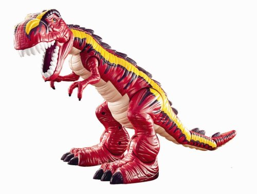 Fisher Price Motorized Roaring T-Rex Dinosaur - Red - Buy Fisher Price Motorized Roaring T-Rex Dinosaur - Red - Purchase Fisher Price Motorized Roaring T-Rex Dinosaur - Red (Fisher-Price, Toys & Games,Categories,Preschool,Pre-Kindergarten Toys)