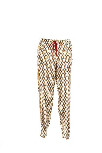 Caractere P312A0442Y Pantalone Donna Giallo 48