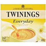 Twinings Everyday Tea 160 Bag x 1