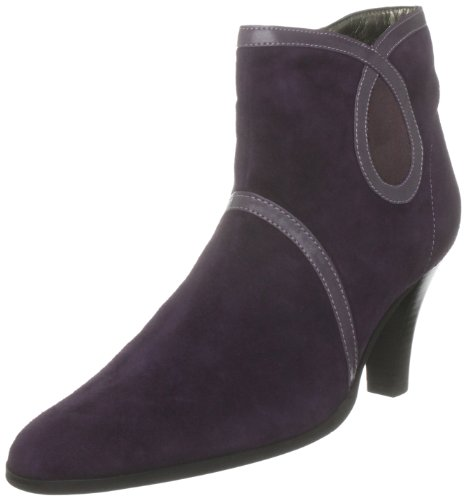 Van Dal Women's Mariestad Tlc Purple Ankle Boots 1575930 5 UK