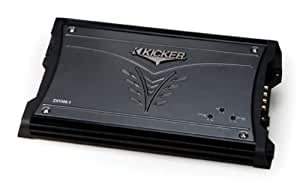 Kicker 08ZX10001 1000-Watt Class D Mono Subwoofer Amplifier