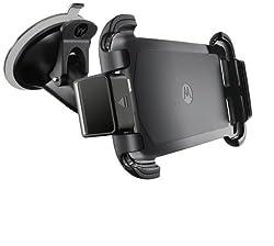 Motorola Vehicle Navigation Dock Car Charger for Motorola Atrix HD - Retail Packaging