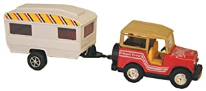 Prime Products (27-0010) SUV and Trailer Toy