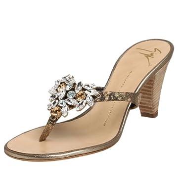 Giuseppe Zanotti Women's E90226 Thong Sandal
