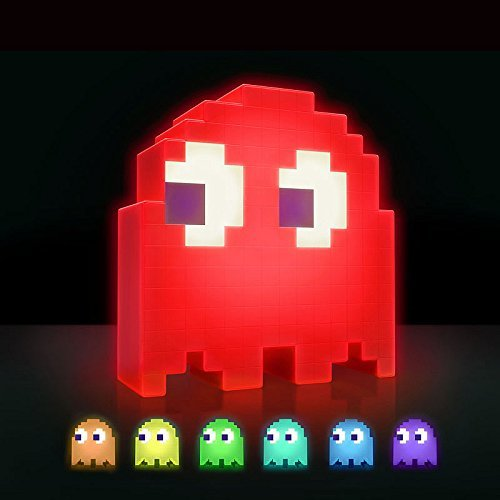 Pac-Man Lamp Ghost Light by Merchandise 24/7