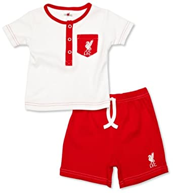 Brecrest Babywear Liverpool FC LFC104 Baby Boy's Outfit Sets Red/White 12-18 Months