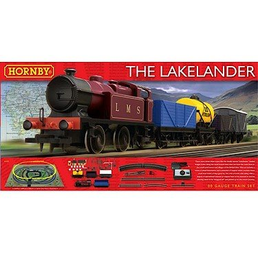 Hornby Lakelander Set