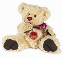 Herman teddy bear pacifier Tom Light Gold 25 cm (japan import) from Herman teddy bear
