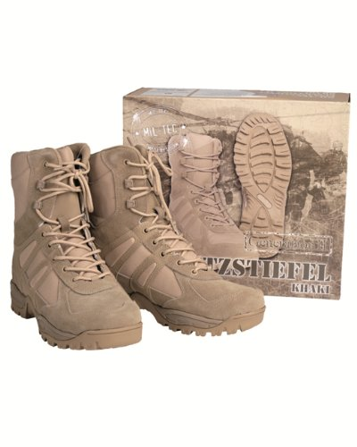 security-police-army-combat-leather-boots-generation-ii-mens-tactical-khaki-size-9