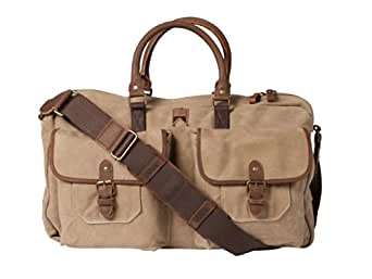 "Navali 24"" Stowaway Weekender Bag - Natural"
