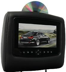 buy Carshow By Rosen Cs-Nsmur08-B25 Single Dvd Headrest System