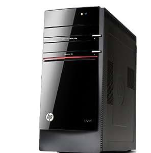 HP Envy h8-1540ef Ordinateur de bureau Intel Core i7-3770 3,4 GHz 1024 Go 8192 Mo NVIDIA GeForce GT 640 Windows 8 Noir