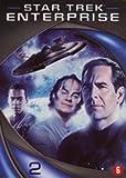 Star Trek Entreprise: L'intégrale de la saison 2 (Nouveau Packaging) [Import belge]