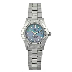 Women's Aquaracer Watch Dial Color: Pearl