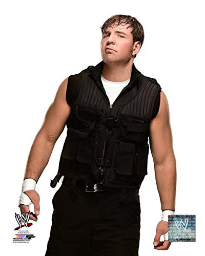 Dean Ambrose (Shield) - WWE 8x10 Photo 2014 posed (Dean Ambrose 2014 compare prices)